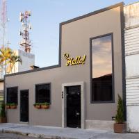 Hello Hostel Design