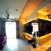 Chapter@ Modern Designed Apartment