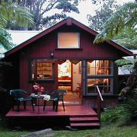 Ferny Hollow-Romantic Rainforest Cottage