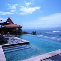Lembongan Cliff Villas