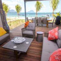 L'Escale 3 Bedrooms Beachfront Duplexe Suite by Dream Escapes
