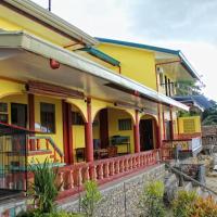 Captain Hook's Red Parrot Inn