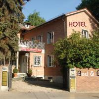 Hotel B&B Bredl in der Villa Ballestrem
