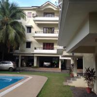 Apartment Siolim Enclave
