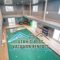9 Bedroom Salt Lake Family Reunion House by Utah's Best Vacation Rentals