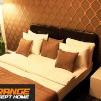 Orange Concept Home