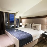 Inside Hotel Sisli
