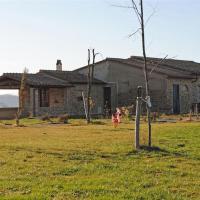 Holiday home in Montelopio with Seasonal Pool
