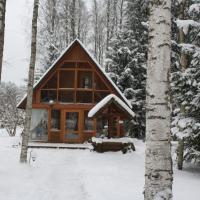 Holiday Home Bērzlejas