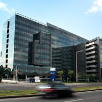 City Plaza Apartments by ZigZag