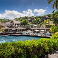 Capella Marigot Bay, St. Lucia