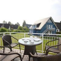 Haus Möwe - Ferienwohnung 04 mit Balkon