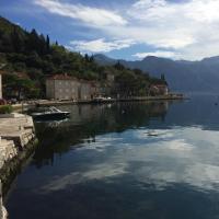 Waterfront Villa Perast
