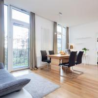 Luxury apartment in Marthashof