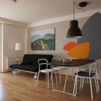Donaucity Design Apartment