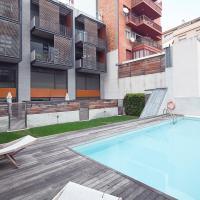 My Space Barcelona Gracia Pool B46