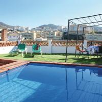 Holiday Home Torrox with Fireplace 12
