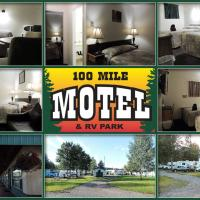 100 Mile Motel & RV Park