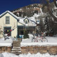 The Blue House Telluride