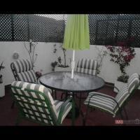 Costa da Caparica Centro T2 com terraço privativo