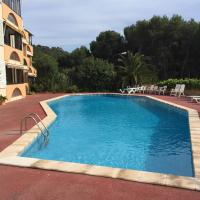 Apartment with pool Paguera