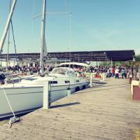 Daily Sail - Übernachten am Boot
