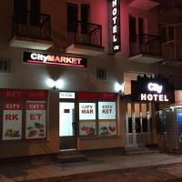 City Hotel Garni Gusinje