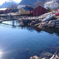 Rorbu Kjell Arntzen Lofoten