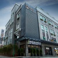 Li Yuan Loft Hotel Shanghai