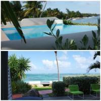 Eden blue mer et piscine