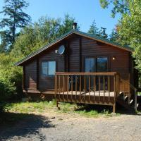 La Conner Camping Resort Beach Cabin 3