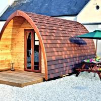 Teach Greannai Accommodation Pod