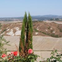 Tuscany Balcony: Crete Senesi