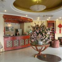 Greentree Inn Shanghai Nanqiao Middle Renmin Road Express Hotel