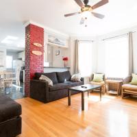 3 Bedroom Apartment on Quiet Somerville Street