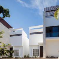 Luxurious Ocean Villa - Steps to Akumal Beach
