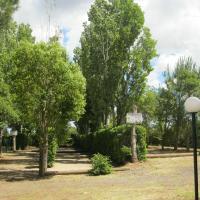 Camping Le Rebau