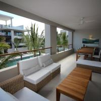 Element Bay Luxury Beach Apartments by BARNES