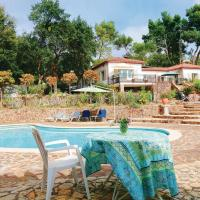 Holiday Home Vall-Llobrega with Fireplace I