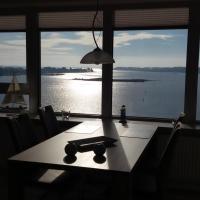 Ostseefjord-Schlei-Blick im Wikingturm