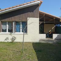 Holiday home Les Vacancieres Lacanau-Medoc