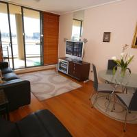 Homebush Bay Self-Contained Modern Two-Bedroom Apartment (70 BEN)