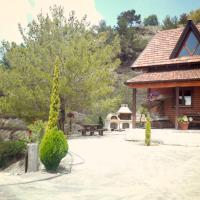 Agros Timber Log House