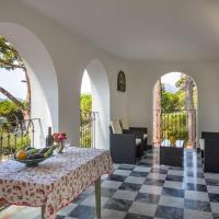 Giardino in villa Margherita