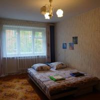 Apartment at Moskovskaya