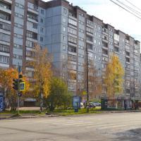 Apartment on Obvodnyi Kanal 72