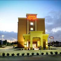 Hampton Inn and Suites Houston Central