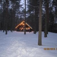 Guest House on Syamozero in Karelia