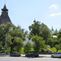 Apartments near Astrakhan Kremlin