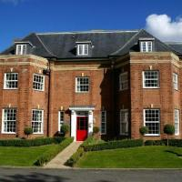 Leamington Spa Serviced Apartments - Ince House